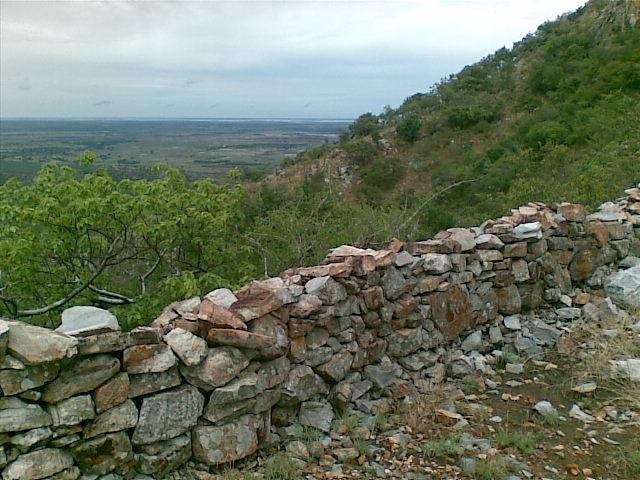 Fort's Perimeter Wall