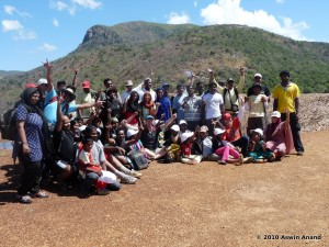 Group Photo @ start of the trek