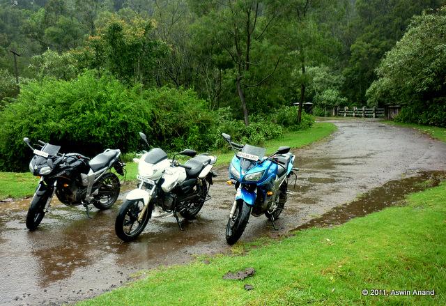 En route Upper Bhavani, Ooty