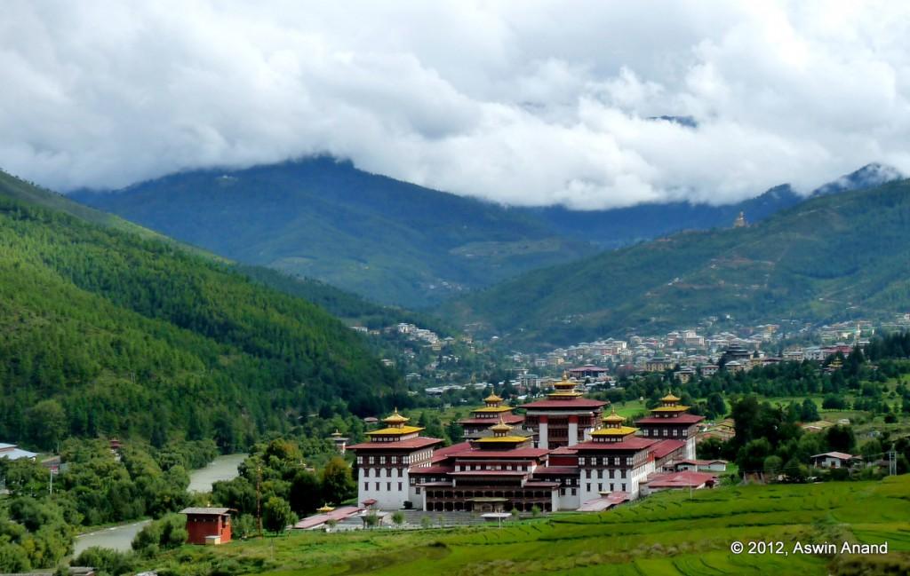 Tashicho Dzong, Thimphu
